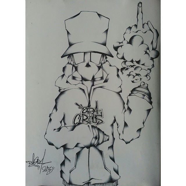 #CanetaBic #Bic #BLOPA #graffiti #graffitiart #graffitiartist #streetart #art #arte #arteurbana #graffitikings #letters #weloveletters #SprayArt #graffitiwriter #vscocam #print #wildstyle #wildstylegraffiti #streetartrio #Writer #BlopaOne