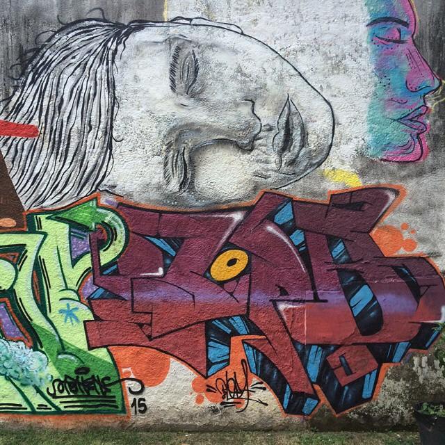ChurrasTINTA - Dia clássico com os amigos  #BLOPA #graffiti #graffitiart #graffitiartist #streetart #art #arte #arteurbana #graffitikings #letters #weloveletters #SprayArt #graffitiwriter #vscocam #print #wildstyle #wildstylegraffiti #streetartrio #Writer #BlopaOne