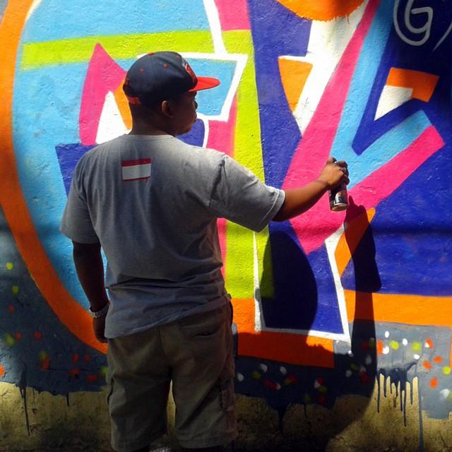 Cores e Valores! #Ruasdazn #Escritoresdarua #Giant #GiganteArtes #TDR #KlanD #streetartrio