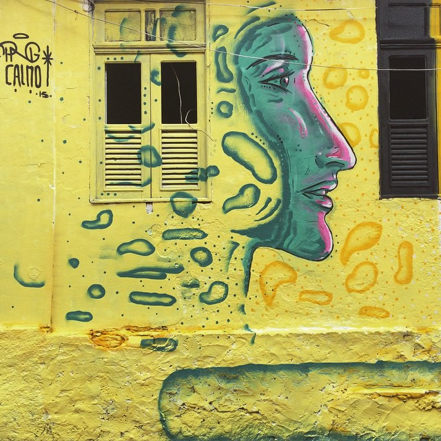 Detalhe • Comunidade dos Guararapes - RJ • #streetartrio #pngone #rjvandal