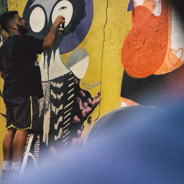 Hoje foi dia de pintura - #nrvo #streetartrio #streetart #paint #pintura #graffiti #tijuca #Brasil #RiodeJaneiro