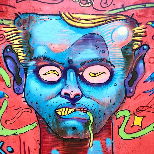 . I tried to be a charmer, but I got a bit hopeless instead The world is very sexy It's part of my collapse ☆☆☆☆☆☆☆☆☆☆☆☆☆☆☆☆☆☆☆☆ [Rock It  Gorillaz] ☆☆☆☆☆☆☆☆☆☆☆☆☆☆☆☆☆☆☆☆ Por aí, Cachambi - Rio - Brasil ☆☆☆☆☆☆☆☆☆☆☆☆☆☆☆☆☆☆☆☆ #artederua #streetart #urbanart #graffitiart by @brunolifekvk ☆☆☆☆☆☆☆☆☆☆☆☆☆☆☆☆☆☆☆☆ #streetartrio #rsa_graffiti #dsb_graff #tv_streetart #all_wallshots #muralsdaily #splendid_urban #streetphoto_brasil #dopeshotbro #arteemfoco #arte_of_nature #streetartofficial #sing_me_a_picture #brazil_repost