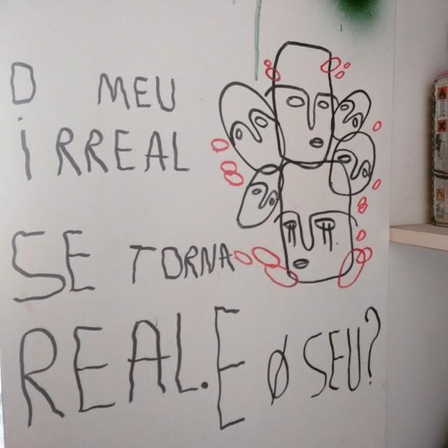 Nao prive sua loucura #rjvandal #streetartrio #graffiticarioca #graffitirj
