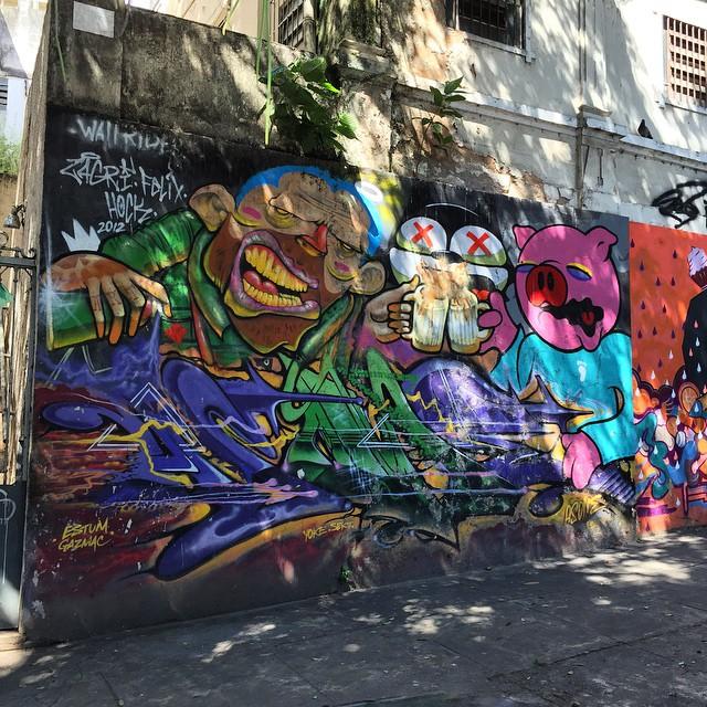 #StreetArtRio #StreetArt #Art #urbanart