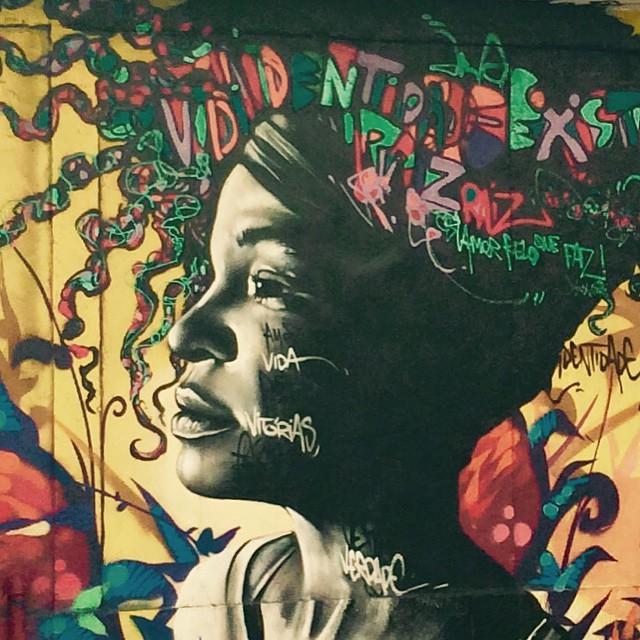 #artrio @andresfmarques #streetartrio Amo Street Art!
