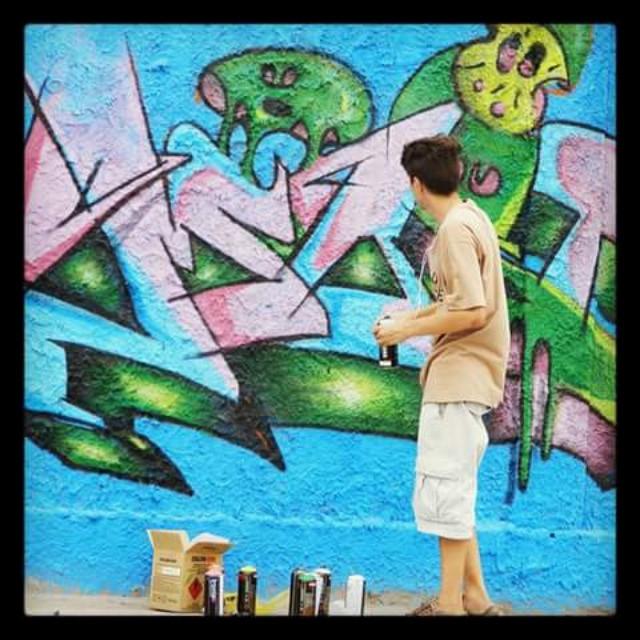 #eliasmast #arteurbana #graffiti #streetartrio