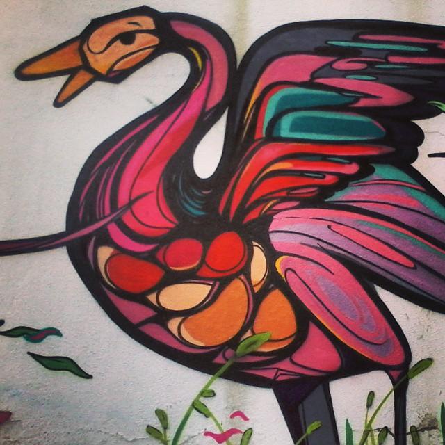 inspiração do dia #lamarca #streetartrio #grafitti