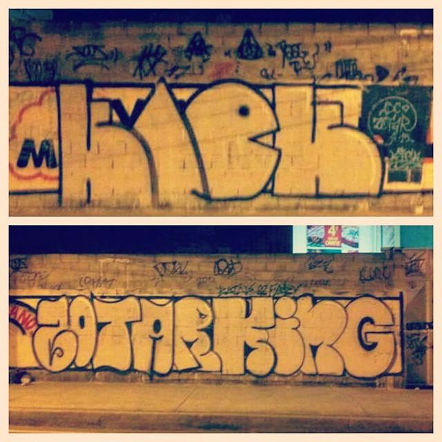 #kickfive #zotarking #vandal #addamscrew #adc #brasilvandal #errejota #streetartgraffiti #spraypaint #streetartrio