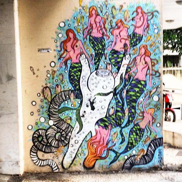 #riodejaneiro #graffiti #rio450 #streetartrio #streetart #rj #urbanart #instagramrio
