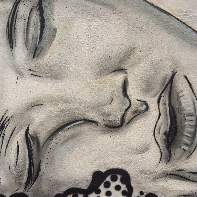 sonhos ️️️ • Flamengo - RJ • #streetartrio #pngone #rjvandal