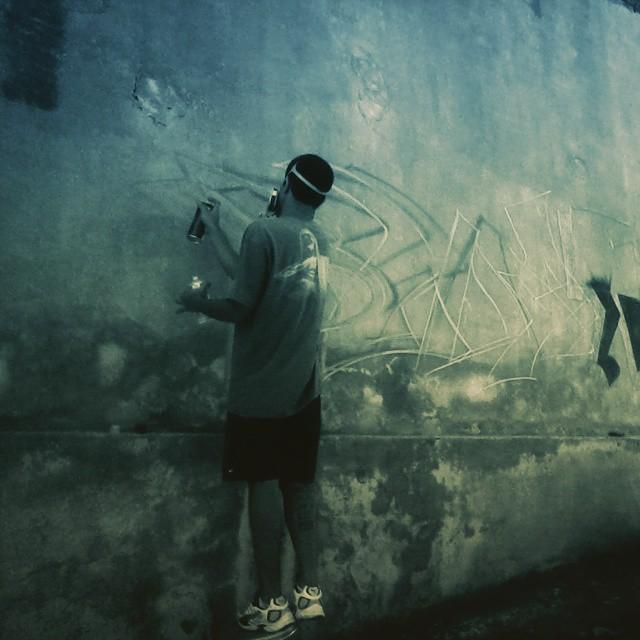 2011 Memories #BLOPA #mtn #mtn94 #graffiti #graffitiart #graffitiartist #streetart #art #arte #arteurbana #graffitikings #letters #weloveletters #SprayArt #Writer #graffitiwriter #vscocam #print #wildstyle #wildstylegraffiti #graffitilove #graffitilovers #streetartrio #Writer #BlopaOne