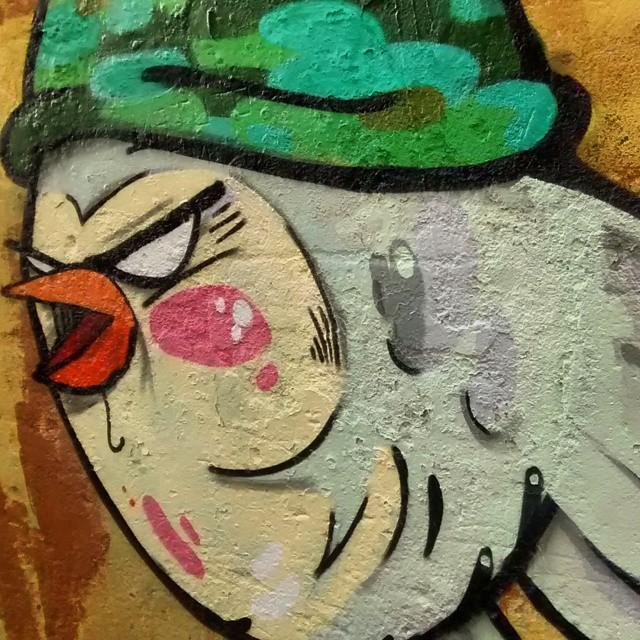 Frame Cruzada Encontro educadores da arte #biveselecta #streetartrio #elninhocrew