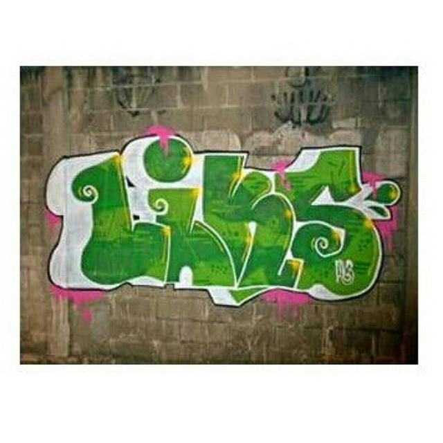 Liks! #Graffiti #GraffitiRioDeJaneiro #GraffitiBrasil #Letras #StreetArtRio #StreetArt #Street #Rua #Pinturas #Cores #TresDoidasCrew #TresDC #InstaGraffiti #RuasDaZn #ZonaNorte #ErreJota