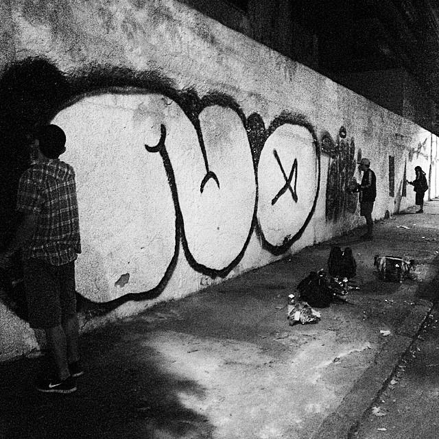 NO #WORKINPROGRESS #streetartrio
