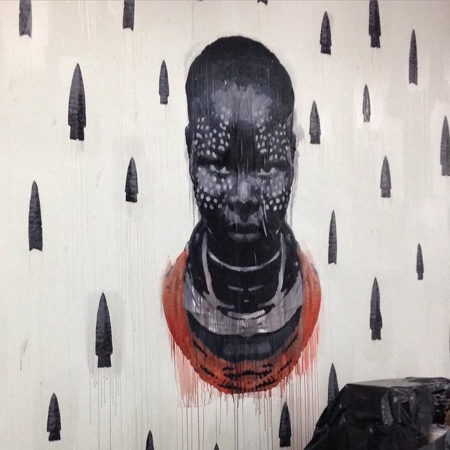 Painelzão pra @fyistore #painel #lambe #artwork #streetartrio #streetart #artederua #fyi