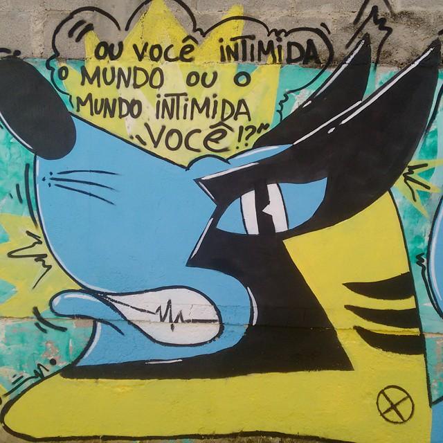 !!! #ratimblu #graffitivital #graffiti #graffitiartist #wolverine #hq #animação #anime #hiphop #arte #arteurbana #art #niteroi #niteroicity #niteroiarte #nikitycity #galeriaurbana #StreetArtRio #paint #colore #cultural #comunidade #artevisual #artvision