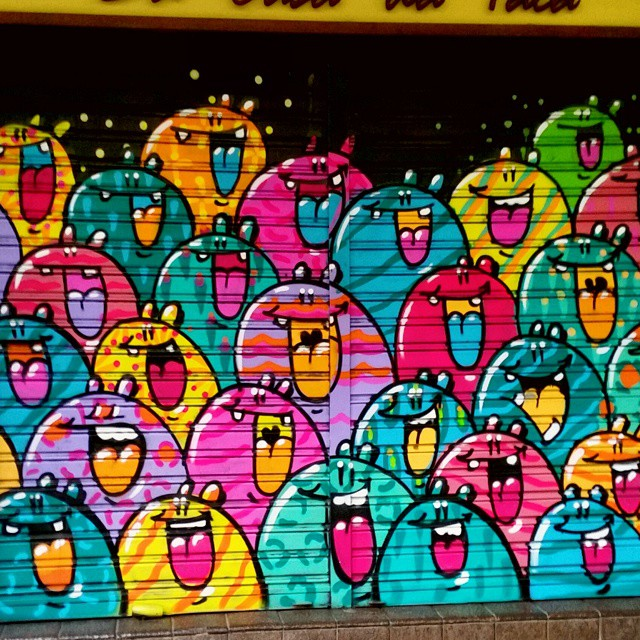 #streetart #streetartofficial #rj #urbanart #graffiti #streetartrio #riodejaneiro