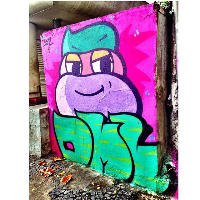 ➥ Arte pelas ruas de Botafogo #arte #arterua #artederua #artenorio #botafogo #Carioquissimo #errejota #grafite #graffiti #instagraffiti #olheosmuros #StreetArtRio #streetart_daily #sethglobepainter #urbanart