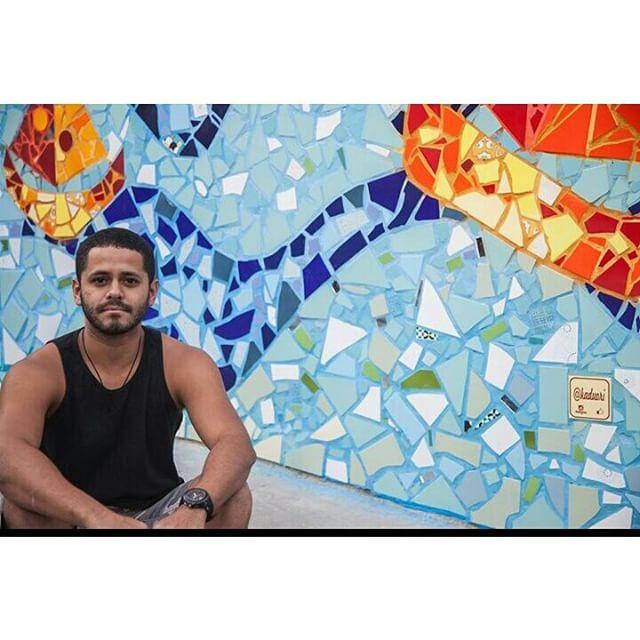 #kaduori #mosaico #morrodaprovidencia #streetartrio #art é isso! Foto: @clarissapivetta