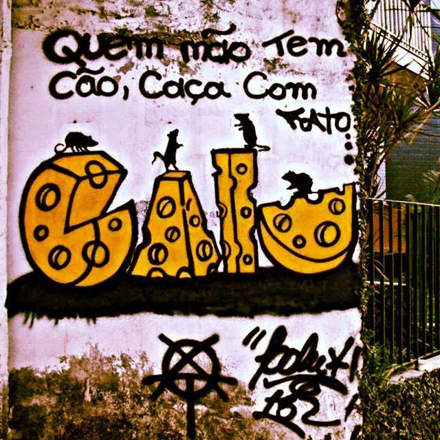 #bomb #throwup #xarpi #xarpirj #pixo #tag #riodejaneiro #hotmonkey #amantesdotraçooculto #novaera #streetartrio #vandalovers #colorginarteurbana #cheese #queijo #mouse #rats #ratos