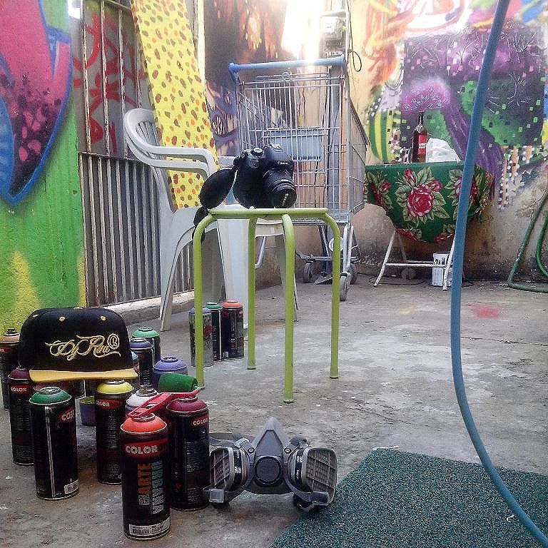 Lab. #studio #dyrua #cantinho  #graffiti #home #instagraffiti #dyrua #art #ilovegraff #iloveletters #graff #ink #graffitirio #streetartbrazil #streetartrio #camposdosgoytacazes