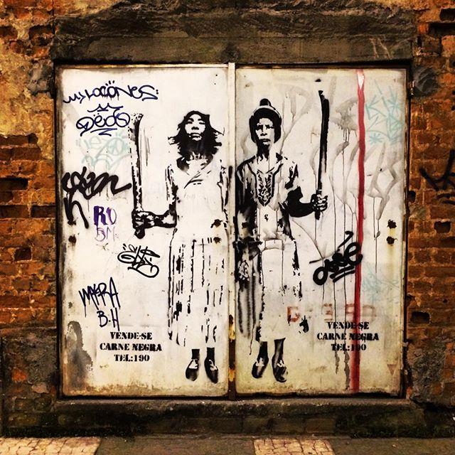 Lucha #grafite #graffiti #streetart #streetartrj #streetartrio #artederua #arteurbana #urbanart #muros #stencil #mulheres #direitodasmulheres #luta #direitoscivis #galeria #riodejaneiro #santocristo #indio #caboclo
