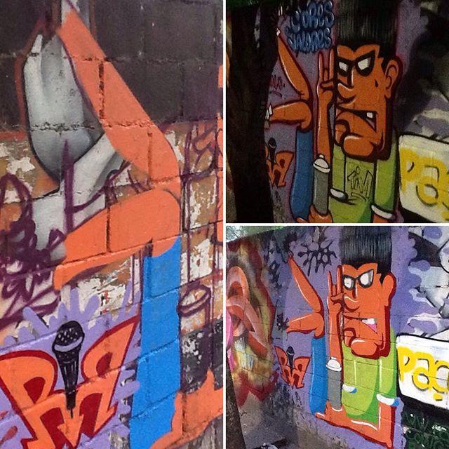 Multirãodegraffiti #coresevalores #nikiticity #goodvibes #graffitiart #niteroi #riodejaneiro #graffitiart #streetartrio #rapnareta #rodacultural #feiracrespa #orc #4p #brincalhau #