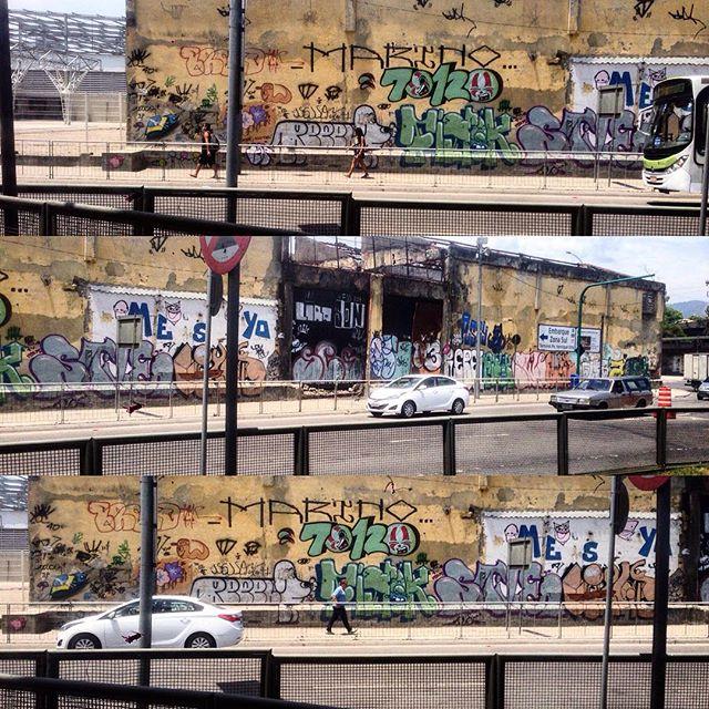 Port Harbor (Cais do Porto) - Rio de Janeiro #graffiti #graffporn #streetart #streetartrio #streetartglobe #urbanart #spraydaily #MuralsDaily #nofilter #riodejaneiro #caisdoporto #brazil