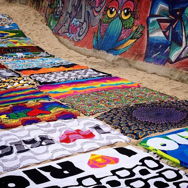 #rio #rj #errejota #ipanema #arpoador #streetart #streetartrio #loverio #vejario