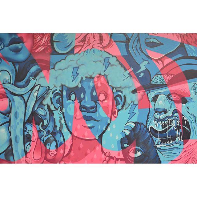 @kovokcrew #artecore #artecore2015 #mam #streetart #streetartrio #graffiti