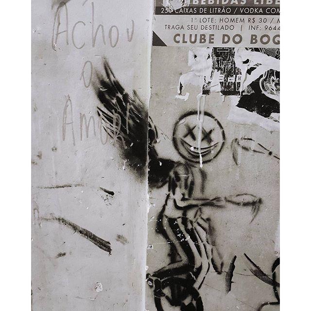 Achei? #vsco #streetartrio #streetart #graffiti