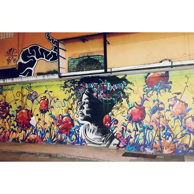Botafogo ♡ #streetartrio #streetart #graffiti #vsco