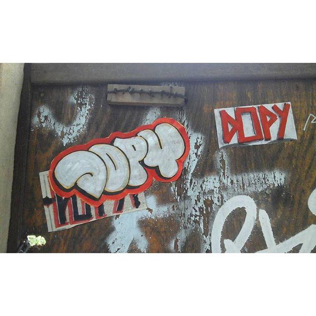 Dopy 93 #streetartrio
