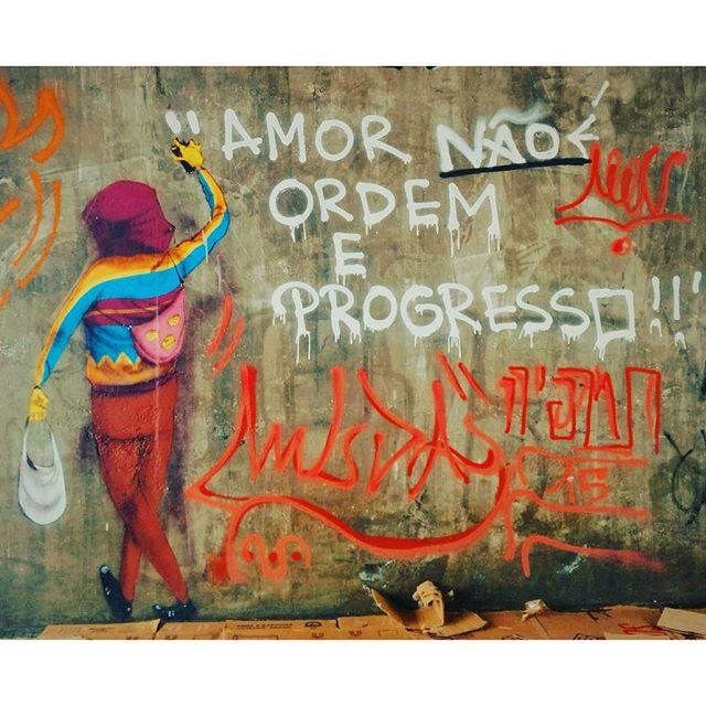 Verdades da pátria. #StreetArtRio dos @osgemeos