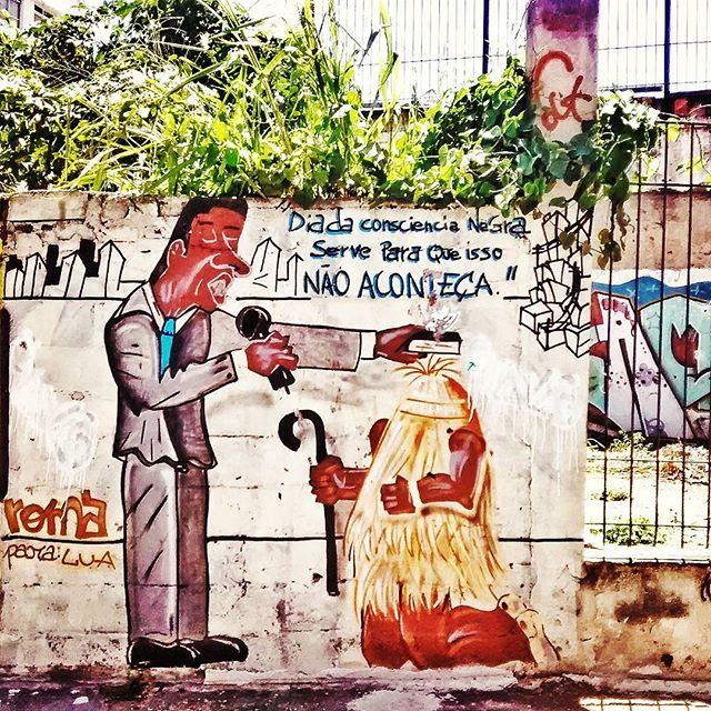 #grafite #grafitart #arterua #streetartrio #muro