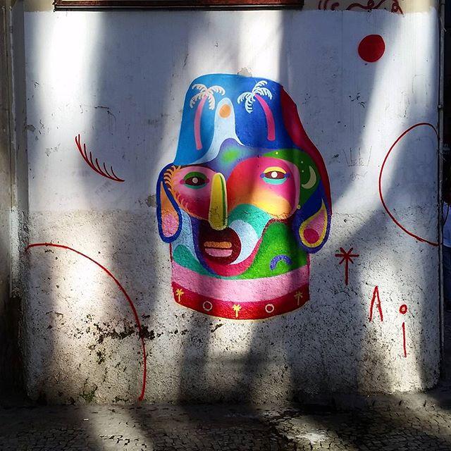 #streetart #streetartrio #artederua #graffiti #grafitti #grafite #julioleparc #centro #riodejaneiro