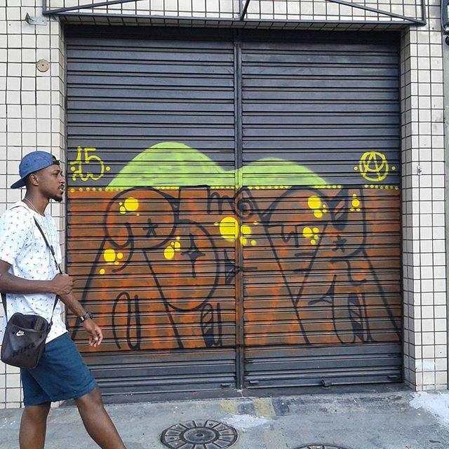 #streetartrio #artistasurbanoscrew #carreirasolo #tagsandthrows #graffiti #rjvandal