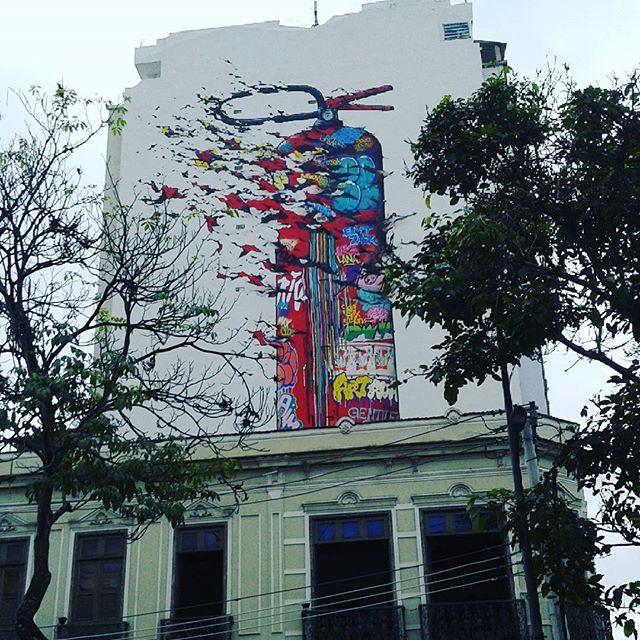 #streetartrio #portomaravilha