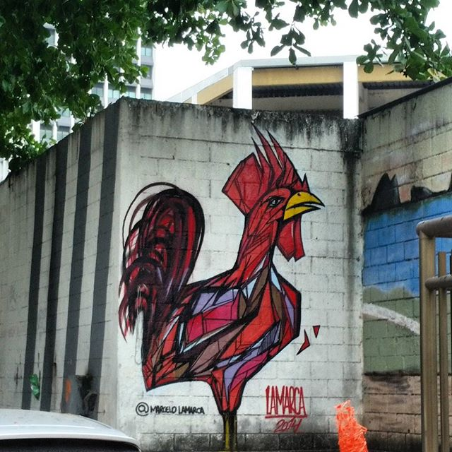 ARTIST @marcelolamarca RUA JORNALISTA HENRIQUE CORDEIRO COM AV. AFONSO ARINOS DE MELO FRANCO #graffiti #graffitiart #graffitiwall #streetculture #streetphotography #streetstyle #urbanart #spraypaint #graffitirio #StreetArtRio #muros #artederua #streetart #arteurbana #welovestreetart #mural #streetartfiles #graffart #graffittigers #spraypaint #graff #wallart #olheosmuros #loves_street_art #graffitilegends #streetartofficial #streetarteverywhere #streetartistry #instagraffiti #spraycanart #graffitiporn