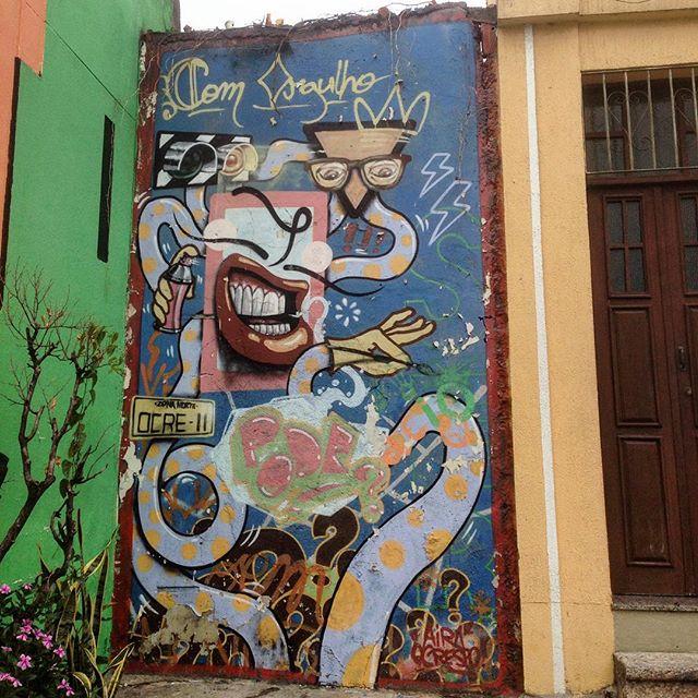 Art done by @airaocrespo #graffiti #grafporn #streetart #streetartrio #streetartglobe #urbanart #spraydaily #muralsdaily #nofilter #lapa #riodejaneiro #brazil