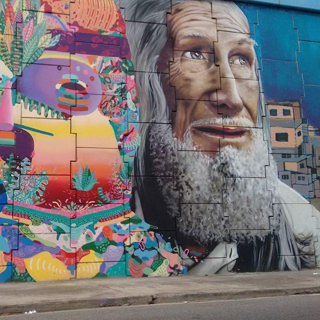 #Banksy #streetart #streetartrio #gentilezageragentileza #profetagentileza