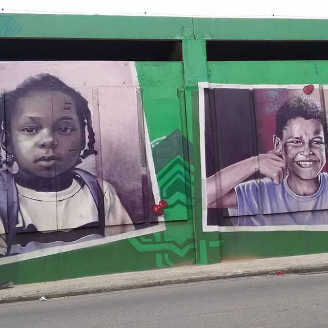 #Banksy #streetart #streetartrio