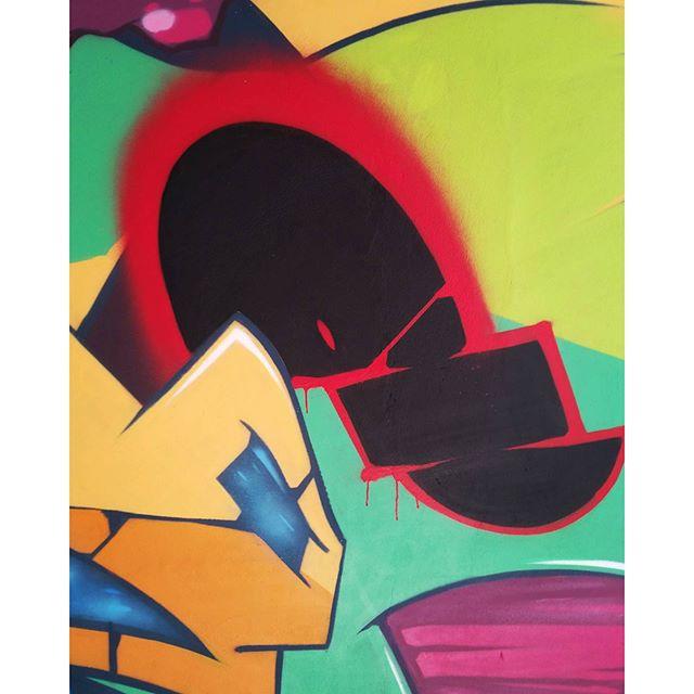 Breaking !!! #graffiti #graffitiart #streetart #art #arte #arteurbana #graffitikings #letters #weloveletters #artsy #drawing #arts #SprayArt #vscocam #wildstyle #wildstylegraffiti #brasil #graffitilovers #streetartrio #Blopa #BlopaOne #H2R #CSL #asics