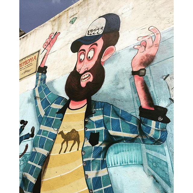 Cazé no detalhe! #graffrio #graffiti #grafite #riodejaneiro #murosdorio #streetartrio #arteurbanabr #artelivre