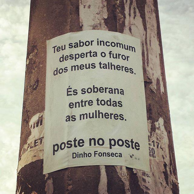 Conheça o livro VERDADE NOTURNA - Dinho Fonseca (Chiado Editora - 284 págs.) no Facebook. Disponível nos sites da Chiado Editora e da EasyBooks. Também em e-book. #poesias #poetry #poema #poemas #verso #versos #poeta #poetas #arte #arteurbana #rj #rio #streetart #original #autor #autoral #post #poste #postes #posts #frases #dinho #dinhofonseca #postenoposte #poster #originals #StreetArtRio #street #verdadenoturna #chiadoeditora