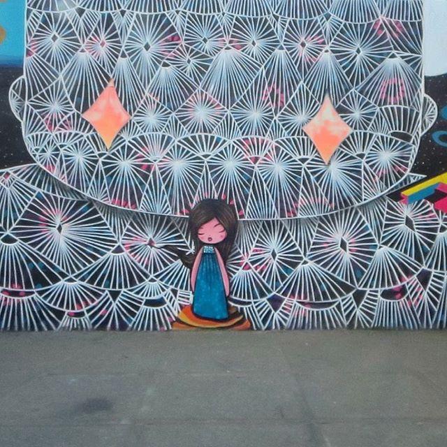 Inner light? Consciousness? What do you think the artist was thinking? #StreetArtRiodeJaneiro #streetart #artederua #lagoa #rio #graffiti #grafite #brasil #brazil #southamerica #wanderlusting #igbrasil #igbrazil #instatravel #travelgram #beautiful #art #innerlight #consciousness #streetartrio #colorful #innerworld #streetartsunday