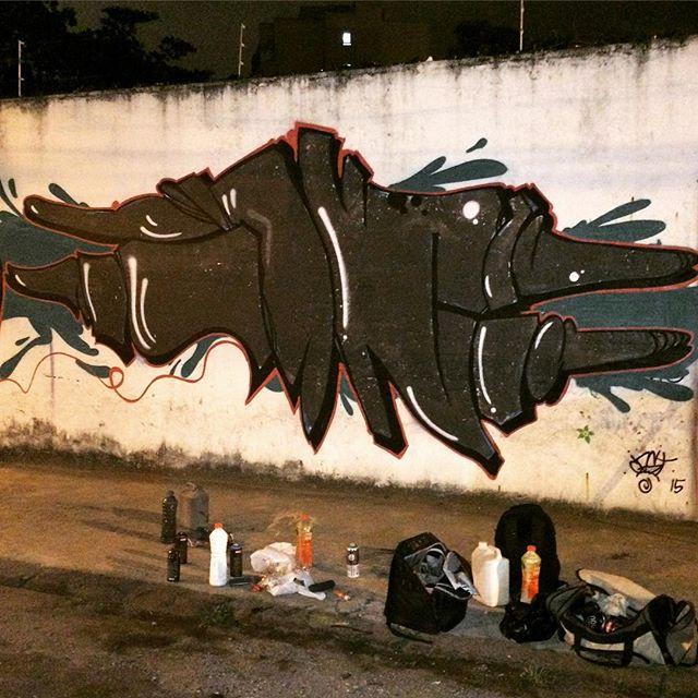 JC !️ #instaart #spray #riodejaneiro #rj #instagraffiti #graffiti #graffite #artederua #art #artist #urbanart #graffitibrazil #graffitebrazil #loveart #spraypaint #streetart #freestyle #graffitirj #graffrio #rua #mtn #hiphop #streetartrio #ruasdazn #trapacrew #tafaltandomuro
