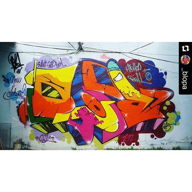 Master piece by @_blopa | RJ #Repost @_blopa with @repostapp ・・・ Done ! #graffiti #graffitiart #streetart #art #arte #arteurbana #graffitikings #letters #weloveletters #artsy #drawing #arts #SprayArt #vscocam #wildstyle #wildstylegraffiti #brasil #graffitilovers #streetartrio