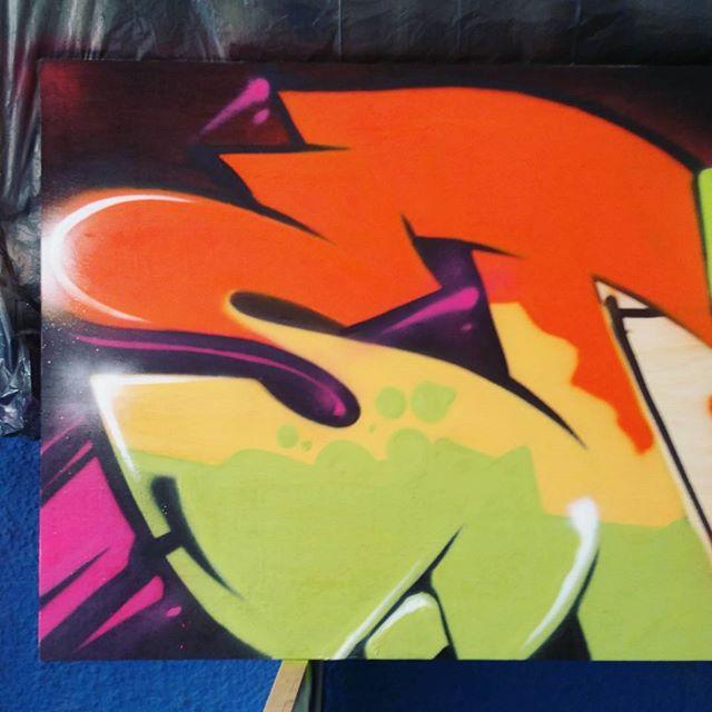 Processo ... #graffiti #graffitiart #streetart #art #arte #arteurbana #graffitikings #letters #weloveletters #artsy #drawing #arts #SprayArt #vscocam #wildstyle #wildstylegraffiti #brasil #graffitilovers #streetartrio #Blopa #BlopaOne #H2R #CSL #wip