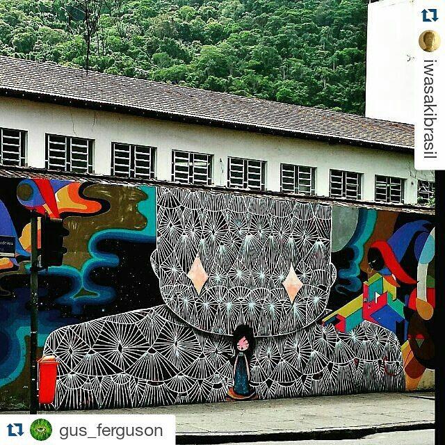 #Repost @gus_ferguson with @repostapp ・・・ #Repost @iwasakibrasil with @repostapp ・・・ #TomazViana #tozfbc #urbangraffiti #urbanart #arteurbana #artederua #arterua #grafite #graffitiart #streetart #graffitirio #paintingart #wallpainting #painting #paint #mural #murals #instamural #streetphotography #streetphoto #graffiti #graff #rua #StreetArtRio #jardimbotanico #RiodeJaneiro #RJ #Rio
